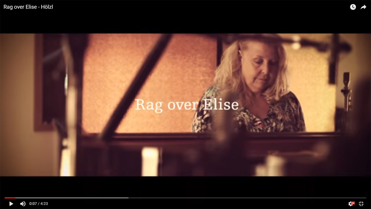 Rag over Elise - Hölzl